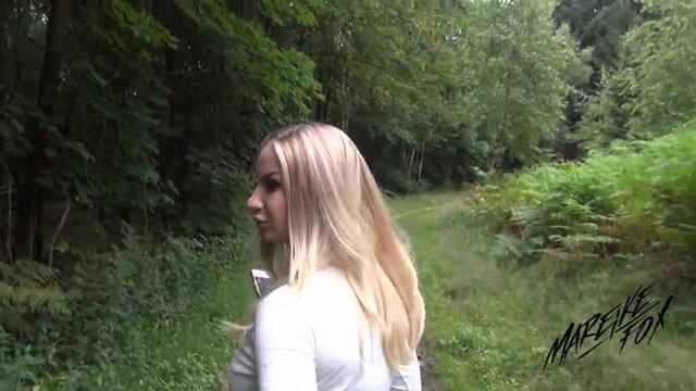 Naked mareike fox Iris Mareike